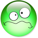 Bad, someting, ate LimeGreen icon
