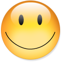 smile, Emoticon, Emotion, funny, Fun, happy Khaki icon