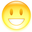 Emotion, Fun, smiley, smile, happy, Emoticon, funny, Face Khaki icon