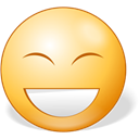 Emoticon, Emotion Black icon