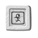 Stone, net, rokey LightGray icon