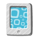 File, square, document, paper MediumTurquoise icon