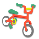 Bike Black icon