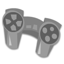 joystick Black icon
