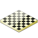 chess, Board Black icon