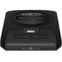 Genesis, Black, Sega DarkSlateGray icon