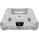 nintendo, silver LightGray icon