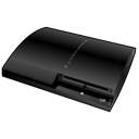 Playstation Black icon