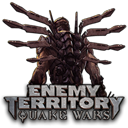 territory, Quake, war, enemy Black icon