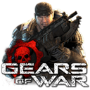 gears, war Black icon