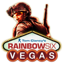 Rainbow, vega, six Black icon