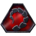 Nod Black icon