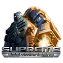 Commander, supreme Black icon