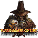 Age, reckoning, witch, online, hunter, warhammer Black icon