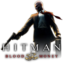 Currency, coin, Money, hitman, Cash, Blood Black icon