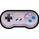 Game, gaming, alternate, Sn, nintendo Black icon