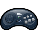 Game, alternate, drive, Sega, gaming, Mega DarkSlateGray icon