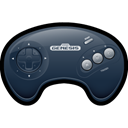 Sega, Game, gaming, Genesis DarkSlateGray icon