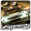 most, wanted, Nfs DarkOliveGreen icon