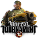 Iii, unreal, Tournament Black icon