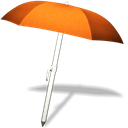 Orange Black icon