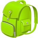 knapsack Chartreuse icon