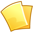 paper, File, document Khaki icon