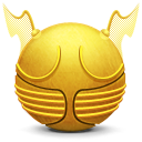 Golden, snitch Goldenrod icon