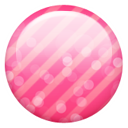 pink, button HotPink icon