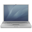 Powerbook, Graphite DarkSlateGray icon