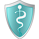 shield, protect, health, Guard, security, care Black icon
