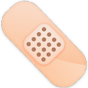 Plaster LimeGreen icon