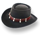 bolero, hat DarkSlateGray icon