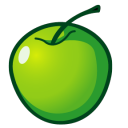 Apple YellowGreen icon