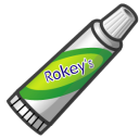 toothpaste Black icon