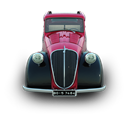 fiattopolino Black icon