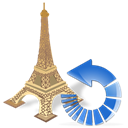 Reload, refresh, torreeiffel Icon