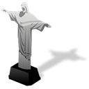 cristoredentor Black icon