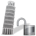 Unlock, torredepisa Icon