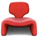 seater, djinn, Chair, single Icon