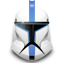 starwars, Clone Gainsboro icon