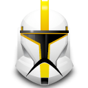 Clone, starwars Gainsboro icon
