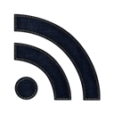 denim, Rss, Social, jean, feed, Basic, subscribe Icon