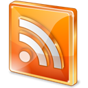 feed, subscribe, Rss SandyBrown icon