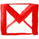 gmail Red icon