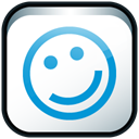 Social, Friendster, Sn, social network WhiteSmoke icon