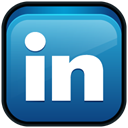 social network, Sn, In, Linked in, linked, Social Teal icon