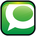 Technorati, Social, social network, Sn SeaGreen icon