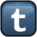 Sn, Social, social network, Tumblr DarkSlateGray icon