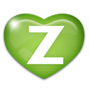 Zapface YellowGreen icon
